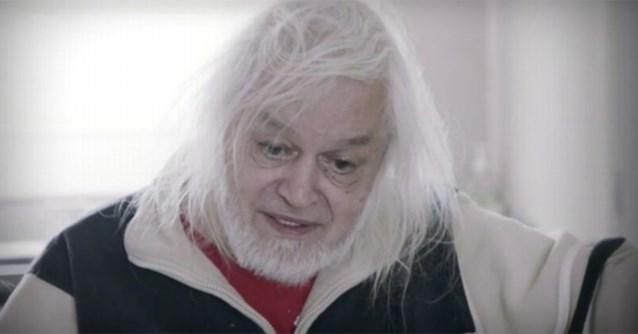 """Documentairemaker: """"Van Rossem die op handen en voeten de trap opkruipt mocht ik filmen maar niet zijn tranen"""""""
