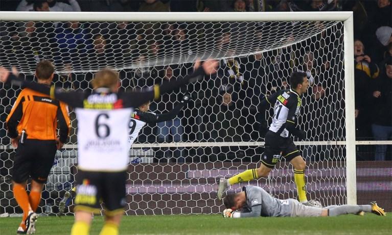 STVV-doelman Kenny Steppe keept prima seizoen, maar hier zal hij niet goed van slapen