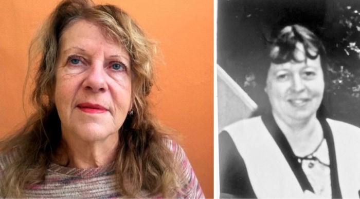 """Martine streed 24 jaar om de moordenaar van haar zus voor assisen te krijgen. """"Zonder mij zat hij nu in het zuiden van Frankrijk te genieten in de zon"""""""