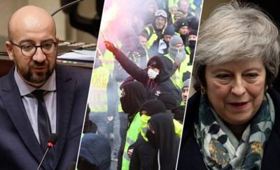 Politieke crisis, gele hesjes, Brexit. En toen stortte ons vertrouwen in