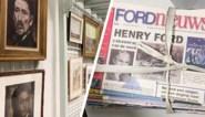 Erfgoedcel schenkt archief van Ford Genk aan de stad