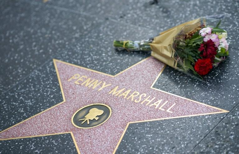 Penny Marshall, een van succesvolste vrouwelijke Hollywood-regisseurs, overleden