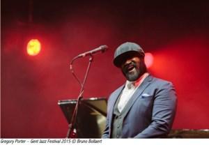 Gregory Porter komt naar Gent Jazz