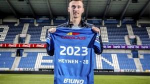Racing Genk legt belofte-international Bryan Heynen langer vast