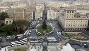 Chaos in Rome door protest chauffeurs: toeristenbussen mogen binnenkort niet meer in historisch centrum