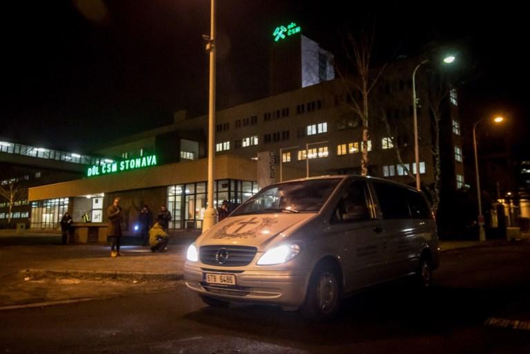 Explosie in steenkoolmijn in Tsjechië: dertien doden