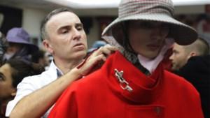 Daarom werd Raf Simons buiten gegooid bij Calvin Klein