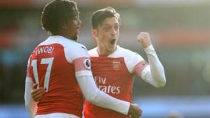 De herrijzenis van Mesut: aanvoerder Özil loodst Arsenal naar de zege met prinsheerlijke pass
