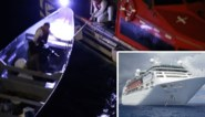 Kerstmirakel: twee vissers na weken dobberen gered door cruiseschip