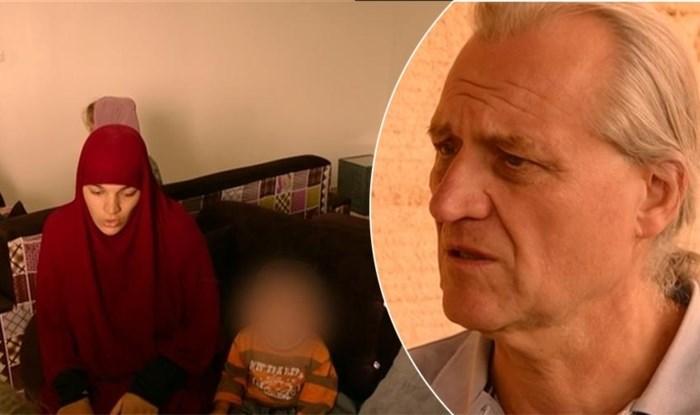 """Vlaamse prof die ISIS-bruiden en hun kinderen bezocht: """"Laat ze na hun passage in de gevangenis spreken in scholen"""""""