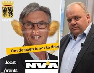 """Forza Ninove-kopman Guy D'Haeseleer haalt zwaar uit naar N-VA-""""verrader"""": """"Een slag in het gezicht van een groot deel van de kiezers"""""""