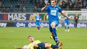 AA Gent-speler Giorgi Chakvetadze is verkozen tot beste voetballer van 2018 in Georgië
