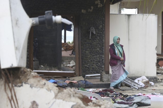 Tsunami Indonesië: ruim 40.000 mensen dakloos