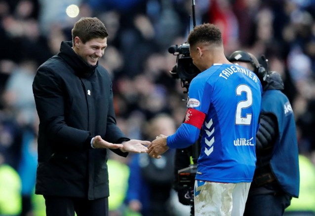 "Rangers zijn baas in Glasgow na overwinning tegen aartsrivaal Celtic in 'The Old Firm"""