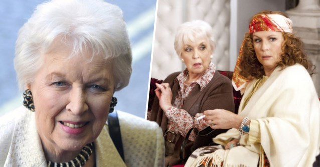 'Absolutely Fabulous'-actrice June Whitfield overleden