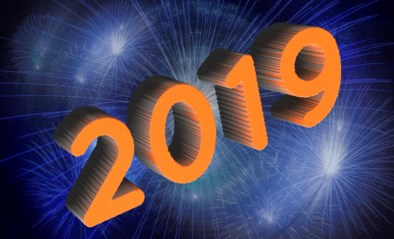Beste wensen voor 2019
