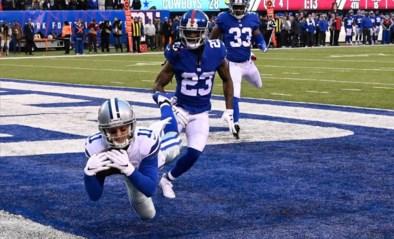 Geweldige 'catch' in NFL wordt afgekeurd, tot uit de herhaling blijkt hoe briljant die eigenlijk was
