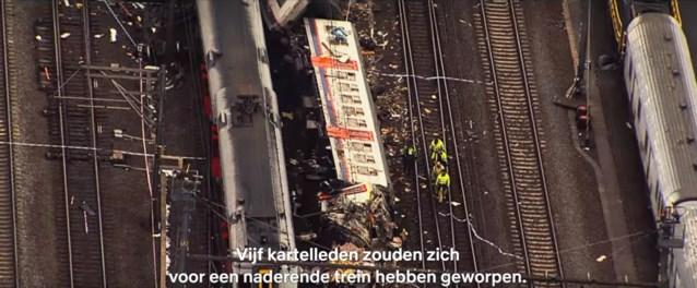 """Netflix-horrorfilm gebruikt ongevraagd beelden van treinramp van Buizingen: """"Ongehoord en wansmakelijk"""""""