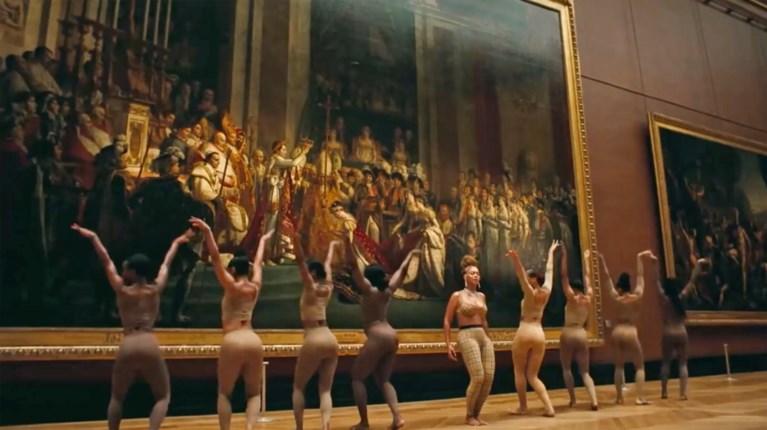 Hoe één videoclip alle records van het Louvre verpulvert: maar liefst 10,2 miljoen bezoekers in 2018