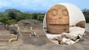 Archeologen doen macabere vondst in Mexico: tempel van de 'Gevilde God'
