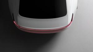 Eigenzinnig zustermerk van Volvo lanceert concurrent voor Tesla
