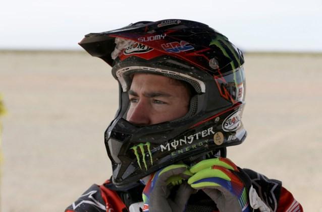 Spanjaard Joan Barreda Bort snelste motorrijder in eerste etappe in Dakar-rally