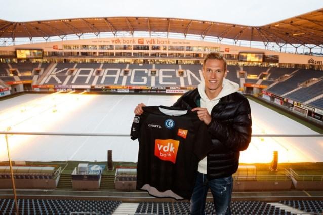 AA Gent rondt komst van doelman Thomas Kaminski af