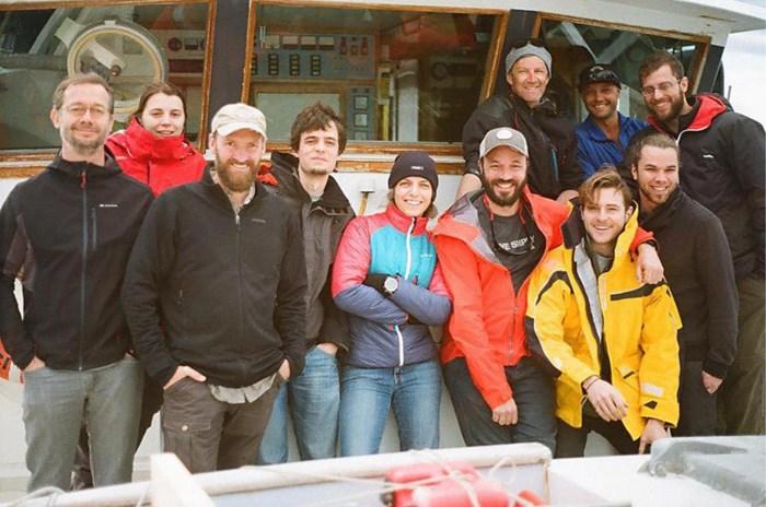121 jaar na de legendarische Alain de Gerlache trekken er weer Belgische wetenschappers naar de Zuidpool