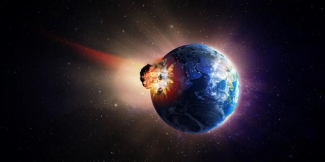 Meteoor die dinosaurussen doodde, veroorzaakte tsunami van anderhalve kilometer hoog
