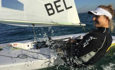 Wereldkampioene Emma Plasschaert nu ook de beste in kampioenschap van Oceanië en Australië