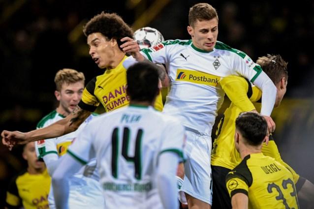 """Thorgan Hazard drukt geruchten de kop in: """"Ik denk momenteel alleen aan Mönchengladbach"""""""