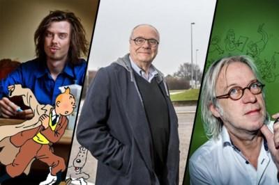 Kuifje viert vandaag zijn 90ste verjaardag, drie Vlaamse tekenaars eren iconisch stripfiguur