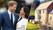 Foto opgedoken van buitenverblijf prins Harry en Meghan Markle