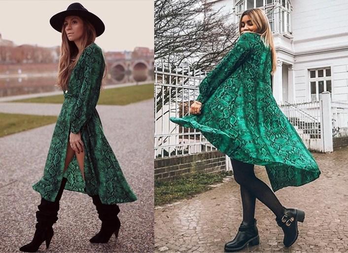 Dit betaalbare jurkje is de nieuwe favoriet van fashionista's