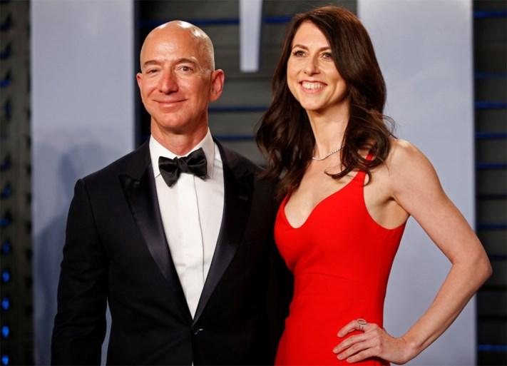 Miljardenscheiding van Jeff Bezos bezorgt beleggers stress: verkoopt hij straks aandelen om zijn vrouw te betalen?