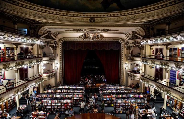 's Werelds mooiste boekenwinkel
