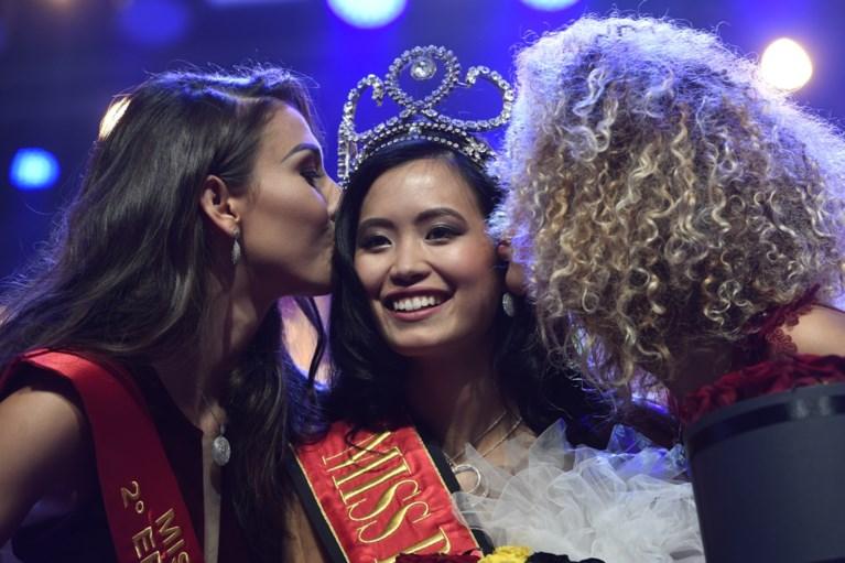 Organisatie Miss België maakt rekenfoutje