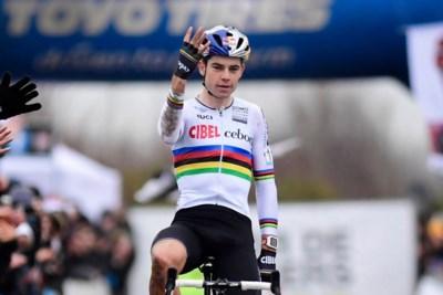 Onze wielerredacteur Wim Vos ziet hoe Van Aert zichzelf onder druk zet met zijn eigenzinnige keuzes: hij moét winnen