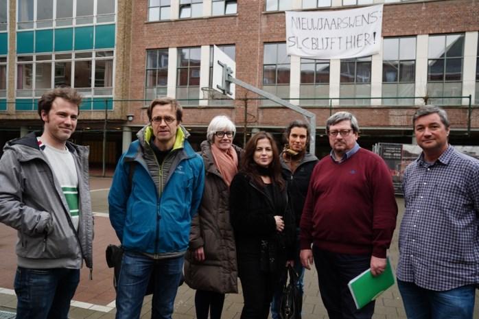 Leerkrachten halen slag thuis: Sint-Lievenscollege verhuist niet