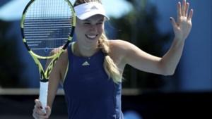 """Titelverdedigster Caroline Wozniacki is op haar hoede voor Alison Van Uytvanck: """"Een delicate tegenstander"""""""