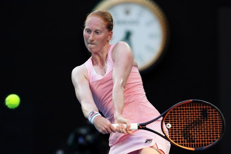 Belgische vrouwen overleven eerste dag Australian Open niet: Van Uytvanck, Flipkens en Bonaventure uitgeschakeld