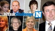 MEMORY. Dé Vlaamse #10YearChallenge: wat 10 jaar met een bekende Vlaming kan doen
