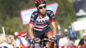 Ook Fabio Aru verschijnt aan de start van Giro