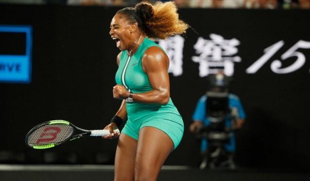 Serena speelde haar 72 trofeeën kwijt, de enige die ze bewaard heeft is eigenlijk niet eens van haar