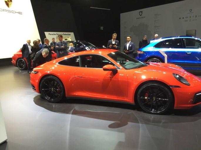 Openingsuren autosalon 2019
