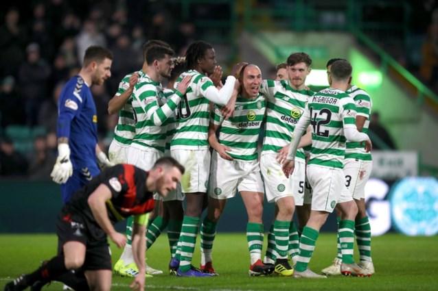 Dedryck Boyata stoot met Celtic door in Schotse beker