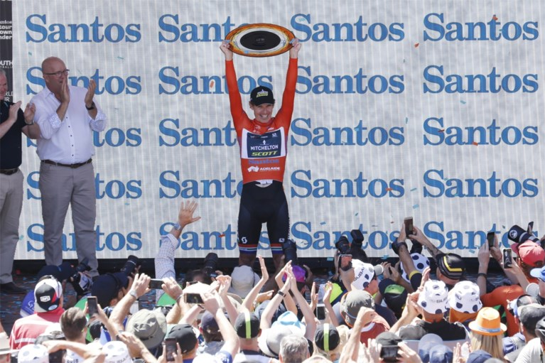 Richie Porte is de koning van Willunga, maar Impey tweede jaar op rij eindwinaar Santos Tour Down Under