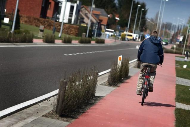 Minister Weyts investeert recordbedrag in fietspaden