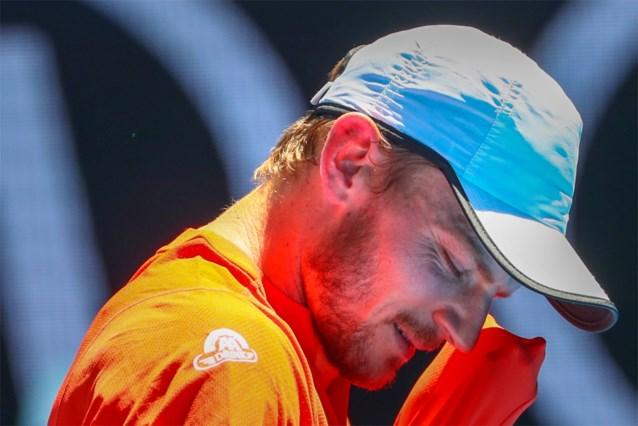 """David Goffin beëindigt samenwerking met coach na vroege exit op Australian Open: """"Hij had nood aan ander verhaal"""""""