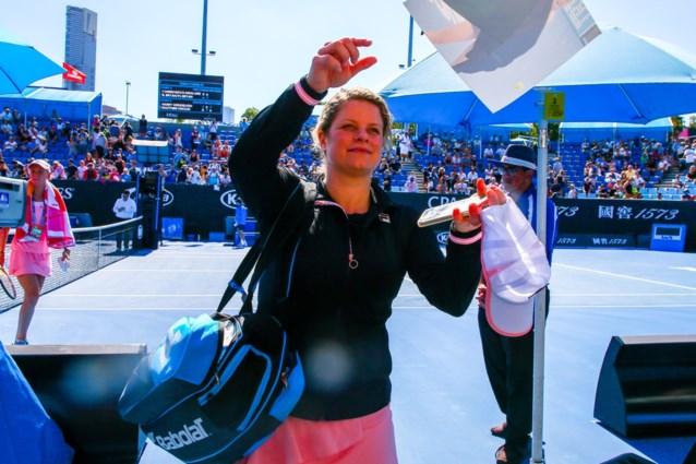 """Kim Clijsters steunt Elise Mertens na vroege uitschakeling: """"Ik ben er voor haar als ze me nodig heeft"""""""
